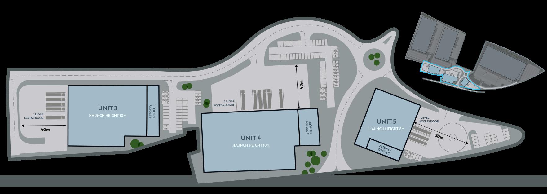 Phase 1 layout